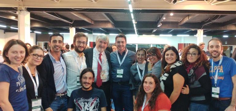 AdC con il Ministro Poletti e Suor Alessandra Smerilli