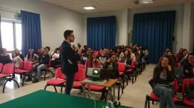 AdC Spicola - Incontro nelle scuole - Favara
